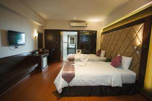 Grand Pink Hotel Hatyai, Hotely  Hat Yai - big - 16