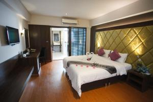 Grand Pink Hotel Hatyai, Hotel  Hat Yai - big - 17