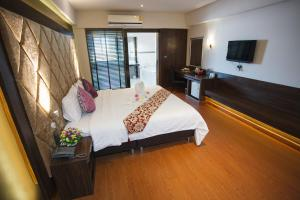 Grand Pink Hotel Hatyai, Hotel  Hat Yai - big - 18