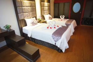 Grand Pink Hotel Hatyai, Hotel  Hat Yai - big - 20