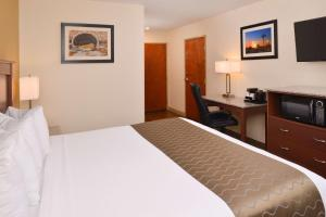 King Room with Walk In Shower - Disability Access