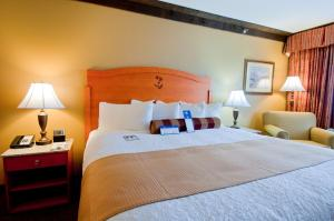 Abercorn Inn Vancouver Airport, Hotels  Richmond - big - 54