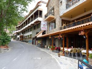 Mountain Rose Hotel v Pedhoulas – Pensionhotel - Hoteli