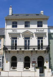 Yeo Dale Hotel in Barnstaple, Devon, England