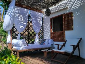 Baia Sonambula, Bed and Breakfasts  Praia do Tofo - big - 2