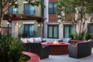 Residence Inn Los Angeles Burbank/Downtown, Hotels  Burbank - big - 29