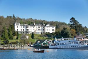 The Belsfield Hotel in Bowness-on-Windermere, Cumbria, England