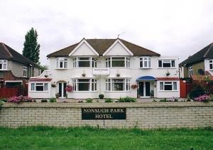 Nonsuch Park Hotel in Epsom, Surrey, England