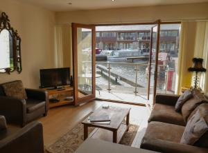 Tewitfield Marina, Apartmanok  Carnforth - big - 16