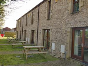 Tewitfield Marina, Apartmanok  Carnforth - big - 28