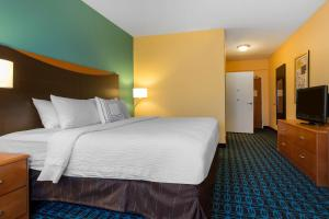 Fairfield Inn & Suites St. Cloud, Отели  Saint Cloud - big - 21