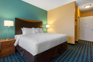 Fairfield Inn & Suites St. Cloud, Отели  Saint Cloud - big - 19