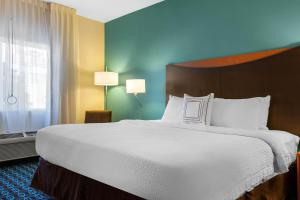 Fairfield Inn & Suites St. Cloud, Отели  Saint Cloud - big - 18