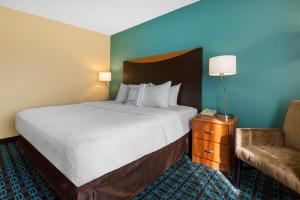 Fairfield Inn & Suites St. Cloud, Отели  Saint Cloud - big - 14