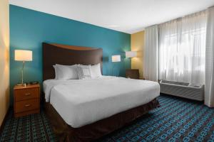 Fairfield Inn & Suites St. Cloud, Отели  Saint Cloud - big - 12