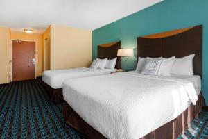 Fairfield Inn & Suites St. Cloud, Отели  Saint Cloud - big - 9