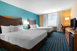 Fairfield Inn & Suites St. Cloud, Отели  Saint Cloud - big - 8