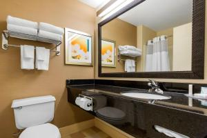 Fairfield Inn & Suites St. Cloud, Отели  Saint Cloud - big - 7