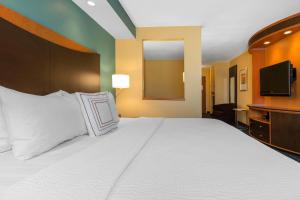 Fairfield Inn & Suites St. Cloud, Отели  Saint Cloud - big - 6