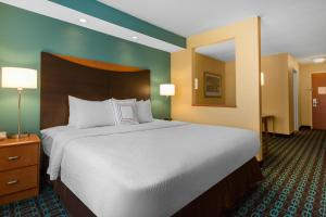 Fairfield Inn & Suites St. Cloud, Отели  Saint Cloud - big - 5