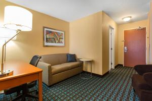 Fairfield Inn & Suites St. Cloud, Отели  Saint Cloud - big - 3