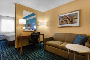 Fairfield Inn & Suites St. Cloud, Отели  Saint Cloud - big - 28