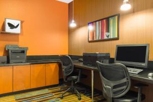 Fairfield Inn & Suites St. Cloud, Отели  Saint Cloud - big - 29
