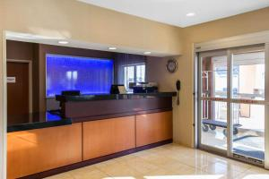 Fairfield Inn & Suites St. Cloud, Отели  Saint Cloud - big - 31