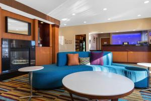 Fairfield Inn & Suites St. Cloud, Отели  Saint Cloud - big - 33