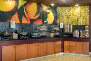 Fairfield Inn & Suites St. Cloud, Отели  Saint Cloud - big - 40