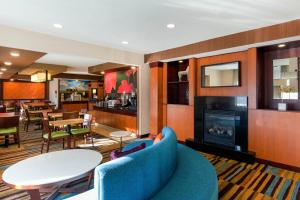 Fairfield Inn & Suites St. Cloud, Отели  Saint Cloud - big - 41