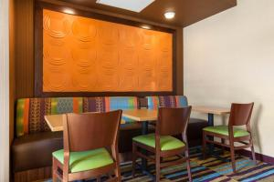 Fairfield Inn & Suites St. Cloud, Отели  Saint Cloud - big - 43