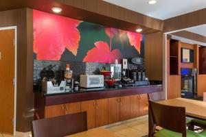 Fairfield Inn & Suites St. Cloud, Отели  Saint Cloud - big - 44