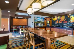 Fairfield Inn & Suites St. Cloud, Отели  Saint Cloud - big - 45