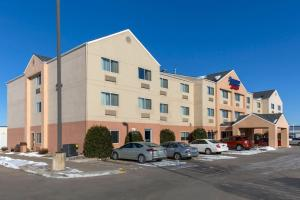Fairfield Inn & Suites St. Cloud, Отели  Saint Cloud - big - 24