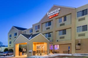 Fairfield Inn & Suites St. Cloud, Отели  Saint Cloud - big - 1