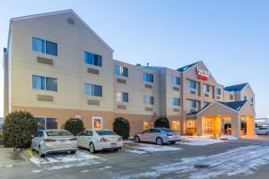 Fairfield Inn & Suites St. Cloud, Отели  Saint Cloud - big - 22