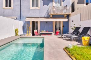 Lisbon Centre Apartment with Private Pool, Lisbon