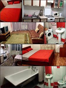 Apartment Moldagulova 5A, Apartments  Aktobe - big - 1