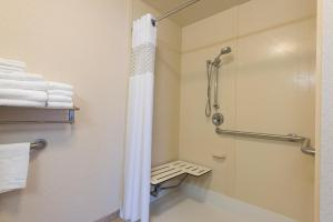 Accessible King Suite - With Roll in Shower - Non-Smoking