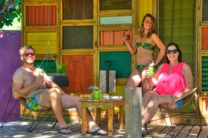 Mozambeat Motel, Hostely  Praia do Tofo - big - 54