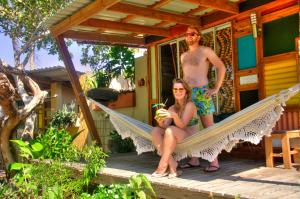 Mozambeat Motel, Hostely  Praia do Tofo - big - 55