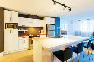 Two-Bedroom Penthouse Apartment 401