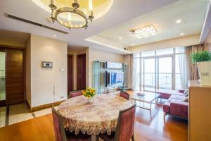Zhongyin Crown International Apartment, Апартаменты  Сучжоу - big - 6
