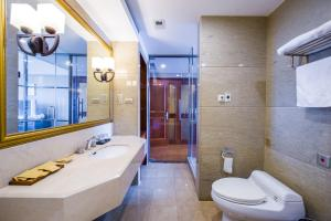 Zhongyin Crown International Apartment, Апартаменты  Сучжоу - big - 16