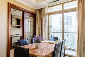 Zhongyin Crown International Apartment, Апартаменты  Сучжоу - big - 19