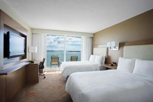 One-Bedroom King or Double Suite with Bay View