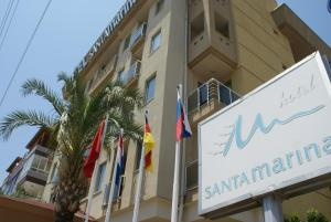 Photo of Santa Marina Hotel