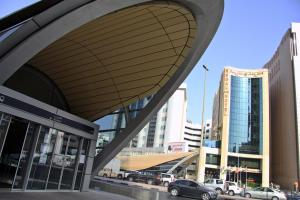 Regal Plaza Hotel, Hotely  Dubaj - big - 21