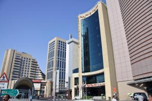 Regal Plaza Hotel, Hotely  Dubaj - big - 23